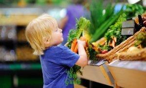 Alimentazione Biologica Per Bambini