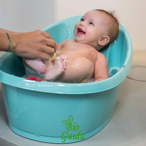 Prodotti bagno neonato, creme, biocosmesi