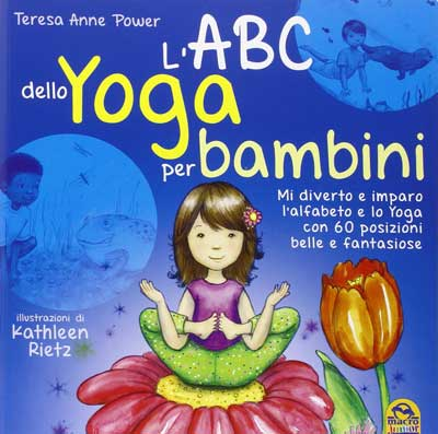 L'abc dello yoga bambini