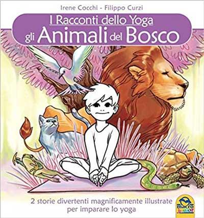 I racconti dello Yoga - Gli animali del bosco