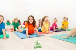 Yoga per Bambini Fa Bene