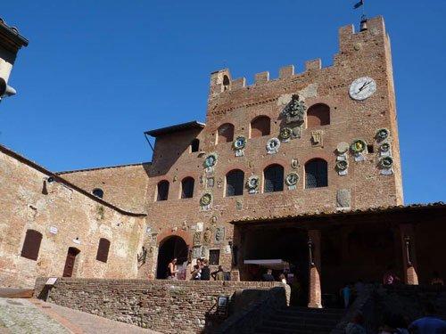 Certaldo borghi medievali Toscana