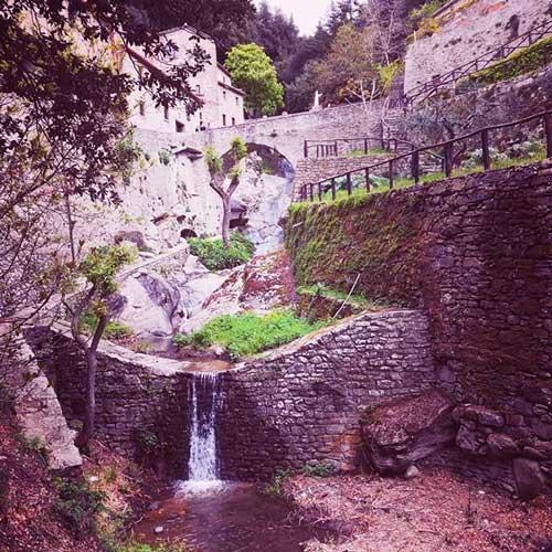 Cortona borghi medievali Toscana