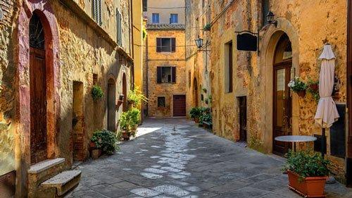 Montepulciano Borghi Medievali Toscana