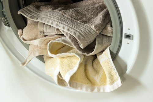 Cattivo odore panni lavati in lavatrice