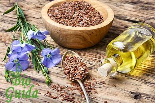 Antiforfora naturale olio di semi di lino