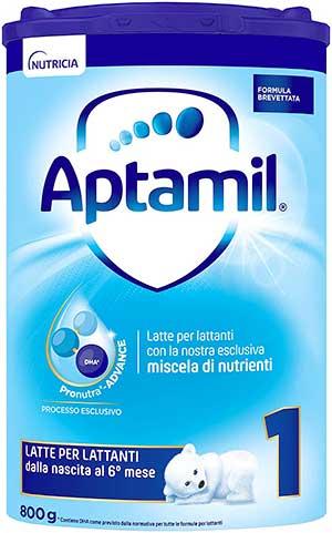 Latte artificale Aptamil 1