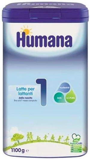 Latte artificiale 1 Humana