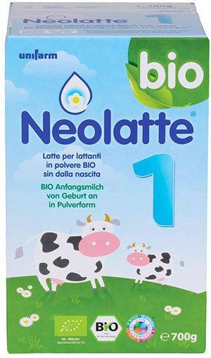Neolatte 1 Bio In Polvere