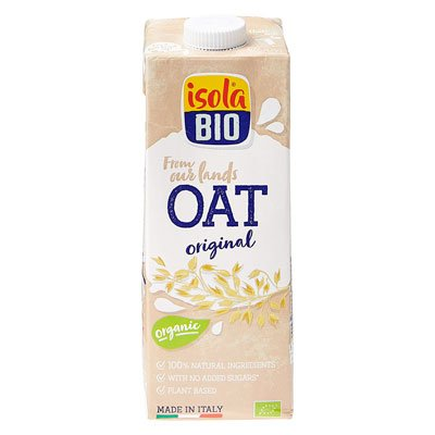 Latte avena Isola Bio